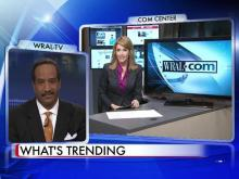 What's Trending: Lebron's dunk, flying people, SuperMaze