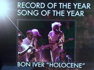 Bon Iver, a band founded in Raleigh, is up for some big honors Sunday at the Grammys.