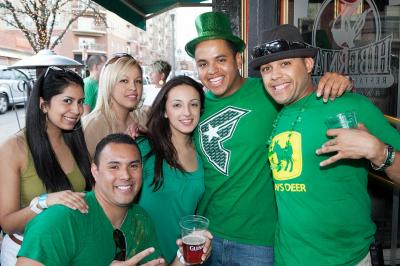 St. Patty's Day at Hibernian