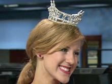 Garner woman, ECU student crowned Miss North Carolina