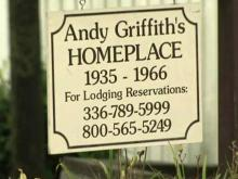Andy Griffith's hometown