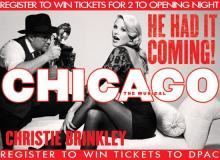 Friday Freebies: Win tickets to CHICAGO at DPAC