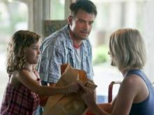 "Mimi Kirkland, 8, of Raleigh, stars in ""Safe Haven,"" a movie adaption of a Nicholas Sparks novel, with Josh Duhamel and Julianne Hough."