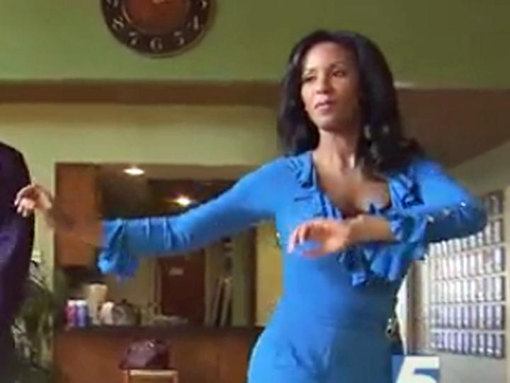 Michelle Marsh Dances In Charity Competition Wralcom