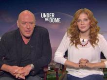 'Under the Dome' stars talk new series