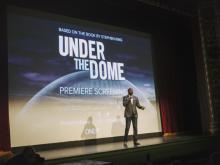 "The Premiere of ""Under The Dome"" in Wilmington, NC on June 20, 2"