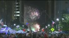 Raleigh works out downtown kinks for 'boom-bastic' fireworks show