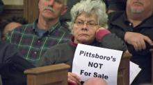 IMAGE: Controversial Pittsboro development draws hours of debate, no action