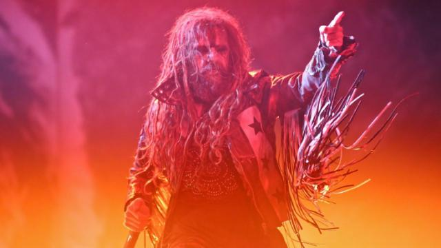 Rob Zombie at Carolina Rebellion 2014. Carolina Rebellion day 2 Saturday May 2, 2014 held in Concord N.C. featured Rob Zombie, Avenged Sevenfold, Seether, and Volbeat. Good weather brought the rebels out in record numbers. (Chris Baird / WRAL Contributor)