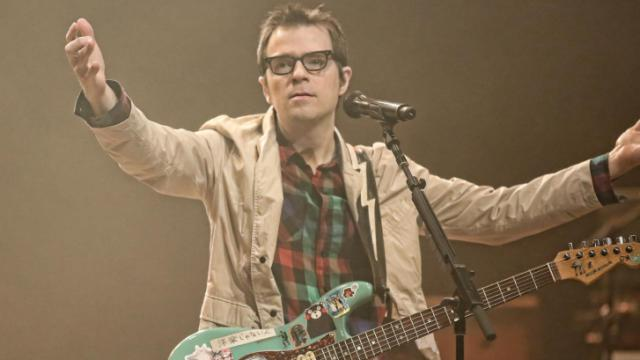 Weezer plays DPAC in Durham N.C. on Thursday June 5, 2014. Opening for Weezer is Jeff the Brotherhood. (Chris Baird / WRAL Contributor).