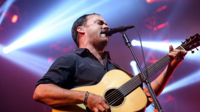 Dave Matthews Band performed at Walnut Creek Amphitheater on Wednesday, July 23, 2014 in Raleigh, NC.  (Photo by Jack Morton)