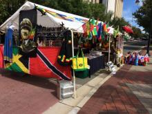 Jerk Fest celebrated Caribbean hertiage in downtown Durham.