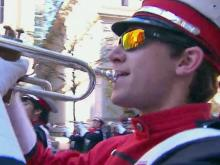 Parade part 9: Duke Energy CIRQUE to NCSU Marching Band
