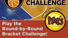 Moe's NCAA Round-By-Round Bracket Challenge