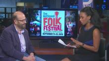 National Folk Festival brings days of free entertainment to Greensboro