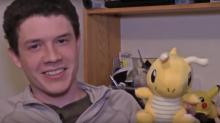 IMAGES: After 20 years, young Pokémon trainers are still trying to catch 'em all
