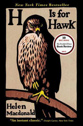 """H Is for Hawk"" is by Helen Macdonald. (Deseret Photo)"