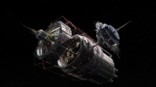 """A Mormon spaceship being constructed on a space station provides one of several subplots for the new sci-fi series """"The Expanse."""" Season 1 is now on Blu-ray and DVD. (Deseret Photo)"""