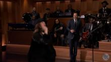 IMAGE: Have You Seen This? Melissa McCarthy's lip syncs a Disney ballad