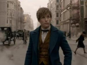 """J.K. Rowling fans are excited to see a full trailer for the Harry Potter expansion, """"Fantastic Beasts and Where to Find Them."""" (Deseret Photo)"""
