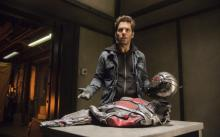 "Paul Rudd stars as ""Ant-Man,"" a ""sidequel"" to the ""Avengers"" films. (Deseret Photo)"