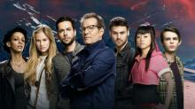 "The cast of the sequel series ""Heroes Reborn,"" which is now on Blu-ray and DVD. The NBC show was cancelled after its first season. (Deseret Photo)"