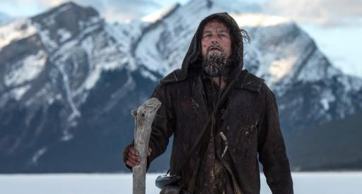 "Leonardo DiCaprio won an Oscar for his portrayal of real-life mountain man Hugh Glass, who survives being mauled by a bear in ""The Revenant,"" now on Blu-ray and DVD. (Deseret Photo)"
