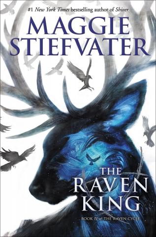 """The Raven King"" is by Maggie Stiefvater. (Deseret Photo)"