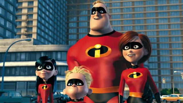 "Violet Parr, Dashiel ""Dash"" Parr, Mr. Incredible and Elastigirl are characters in ""The Incredibles."" (Deseret Photo)"