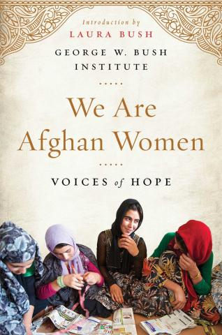 """We Are Afghan Women: Voices of Hope"" is a collection of portraits of Afghan women, written by the George W. Bush Institute. (Deseret Photo)"
