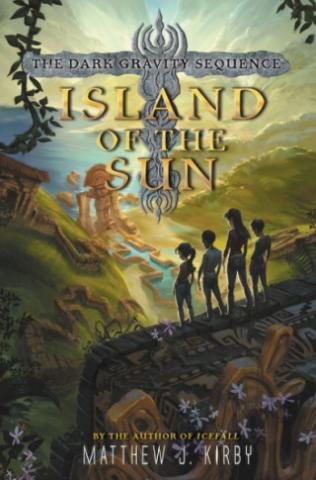 """Island of the Sun"" is by Utah author Matthew J. Kirby. (Deseret Photo)"
