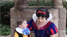 IMAGE: Have You Seen This? 2-year-old boy falls in love with Snow White