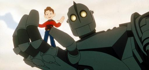 """Iron Giant"" is a good movie to help observe the International Day of Families. (Deseret Photo)"