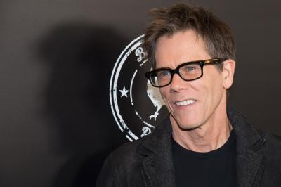 "Kevin Bacon attends the ""Imagine: John Lennon 75th Birthday Concert"" at Madison Square Garden on Saturday, Dec. 5, 2015, in New York. Bacon stars in ""The Darkness."" (Deseret Photo)"