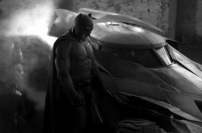 """Ben Affleck as Batman in """"Batman v Superman: Dawn of Justice."""" (Deseret Photo)"""