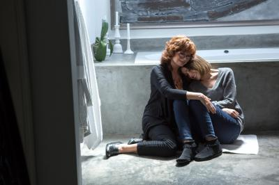 "Susan Sarandon, left, as Marnie Minervini and Rose Byrne as Lori Minervini in ""The Meddler."" (Deseret Photo)"