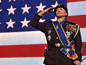 "George C. Scott earned an Oscar for his brilliant portrayal of Gen. George S. Patton in ""Patton"" (1970). (Deseret Photo)"