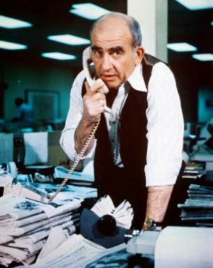 "Arguably the best newspaper TV series of all time, ""Lou Grant,"" starring Edward Asner, is finally on DVD this week with its first season. (Deseret Photo)"