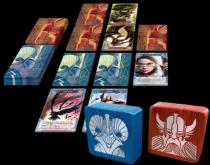 The cards in the game feature fantastic mythical artwork featuring Norse gods, monsters and powerful artifacts. (Deseret Photo)