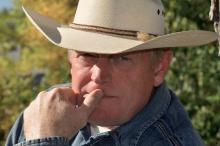 "Craig Johnson is the author of ""The Highwayman,"" the latest novella in the Longmire series. (Deseret Photo)"