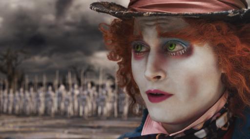 "Johnny Depp in ""Alice in Wonderland,"" which was released in 2010. (Deseret Photo)"