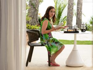 "Emilia Clarke as Lou Clark in the romantic drama ""Me Before You."" (Deseret Photo)"