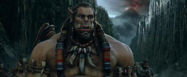 """Orc chieftain Durotan (Toby Kebbell) is the beloved leader of the Frostwolf Clan in """"Warcraft."""" (Deseret Photo)"""