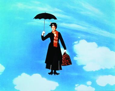 "A scene from the Walt Disney Company's ""Mary Poppins."" (Deseret Photo)"