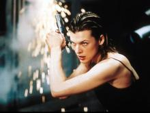 "Milla Jovovich in ""Resident Evil."" (Deseret Photo)"