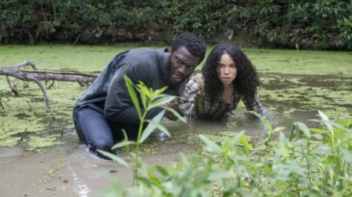"Aldis Hodge and Jurnee Smollett-Bell are among the stars of ""Underground."" The first season is now on DVD. (Deseret Photo)"