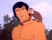 "The 1970s Saturday morning cartoon favorite ""Tarzan, Lord of the Jungle"" is finally on DVD. The first season has just been released. (Deseret Photo)"
