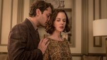 "Jude Law and Nicole Kidman in ""Genius."" (Deseret Photo)"