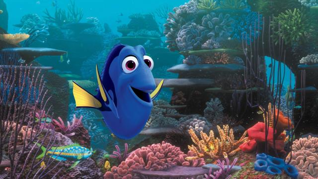 "Dory is voiced by Ellen DeGeneres in ""Finding Dory."" (Deseret Photo)"