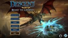 IMAGES: Game review: Descent Road to Legend and Kindred Fire app: play without an overlord player